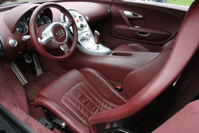 фото автомобиля Bugatti Veyron – 09