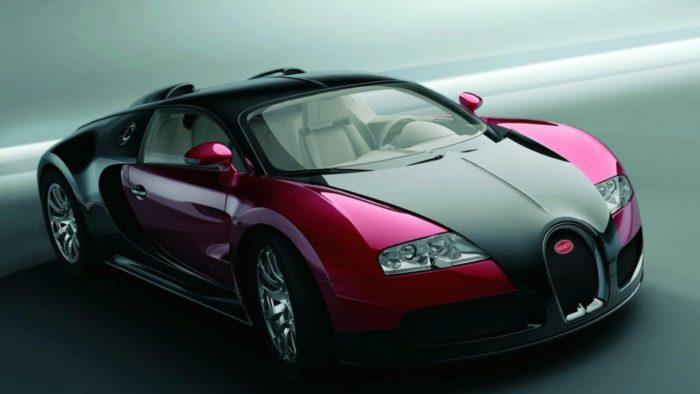 фото автомобиля Bugatti Veyron – 12