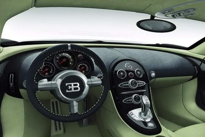 фото автомобиля Bugatti Veyron – 13