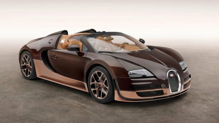 фото автомобиля Bugatti Veyron – 14