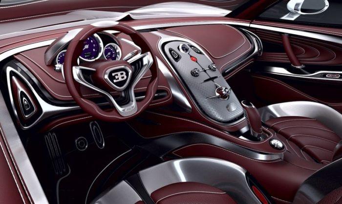 фото автомобиля Bugatti Veyron – 15