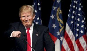 выбор России и Дональд трамп - 01