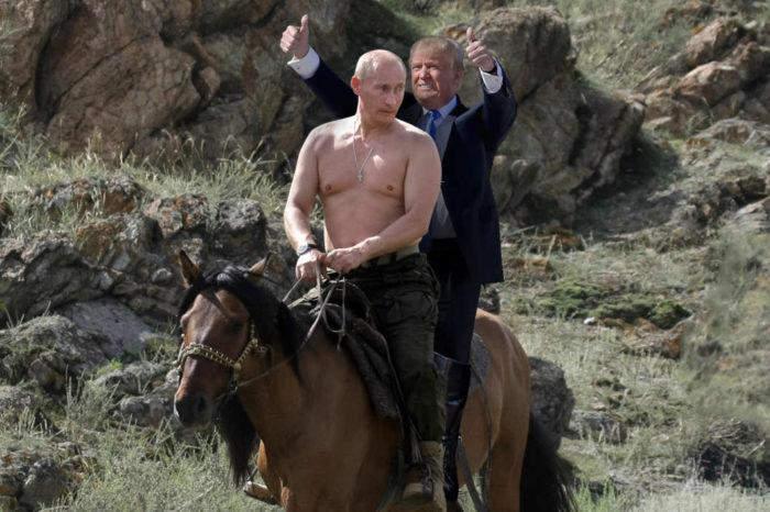 выбор России и Дональд трамп - 02