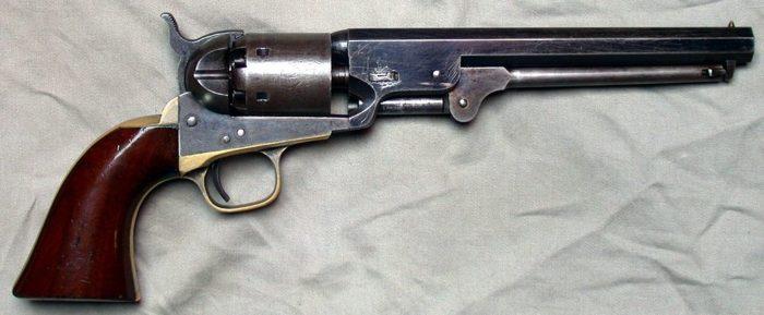 револьверы дикого запада - 02