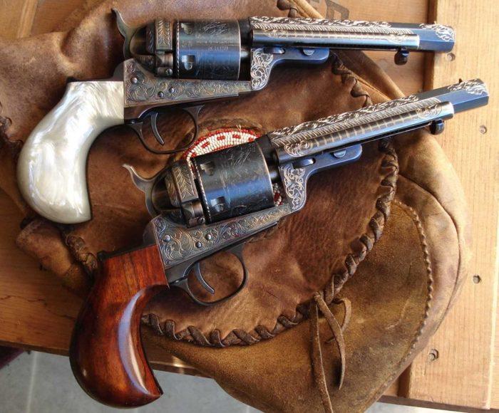 револьверы дикого запада - 03
