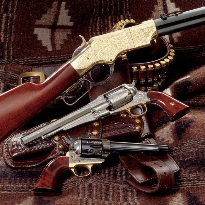 револьверы дикого запада - 06