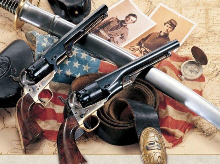 револьверы дикого запада - 07