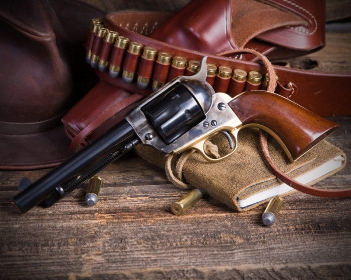 револьверы дикого запада - 08