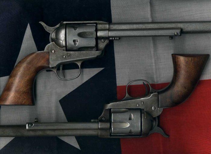 револьверы дикого запада - 10