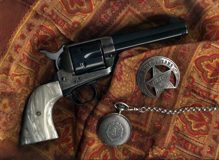 револьверы дикого запада - 11