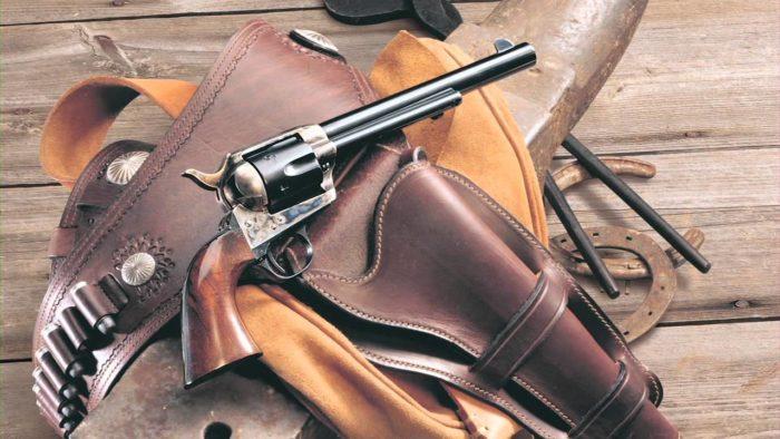 револьверы дикого запада - 13