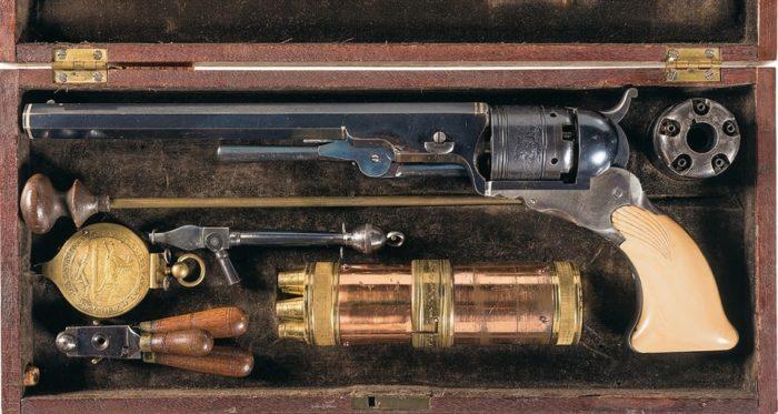 револьверы дикого запада - 14