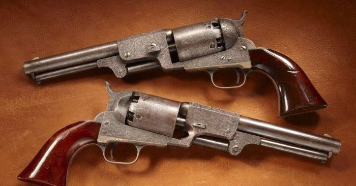 револьверы дикого запада - 15