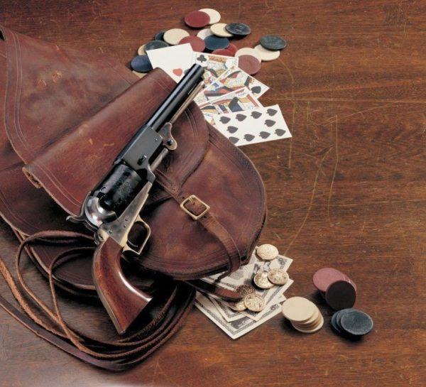 револьверы дикого запада - 16