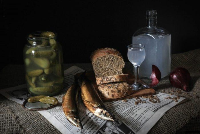 водка и закуска фото – 2-16