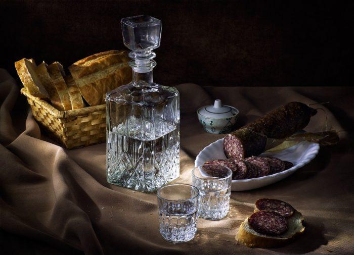 водка и закуска фото – 2-19