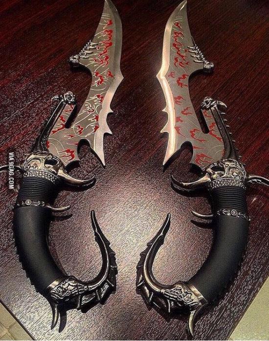 холодное оружие ножи 250117-02