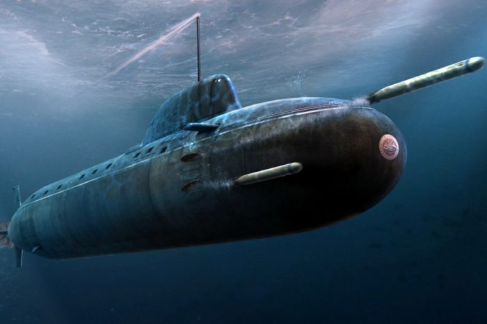 подводные лодки Ясень - 02