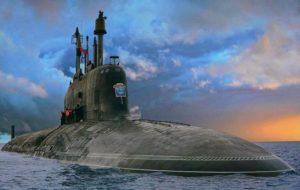 подводные лодки Ясень - 03