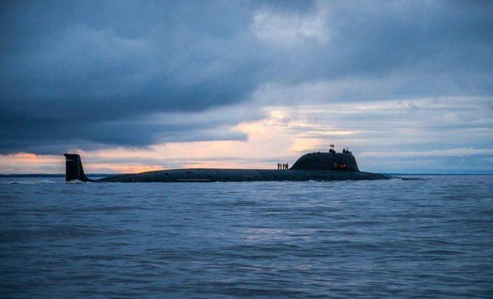 подводные лодки Ясень - 04