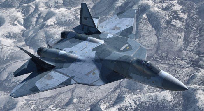 пак фа против F-22 фото - 05