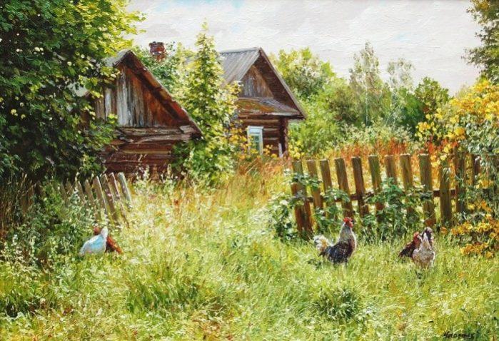 убогая Россия картины – 04