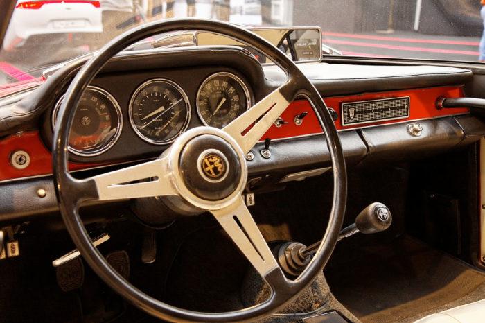 гоночный автомобиль Alfa Romeo Giulietta SS - 03
