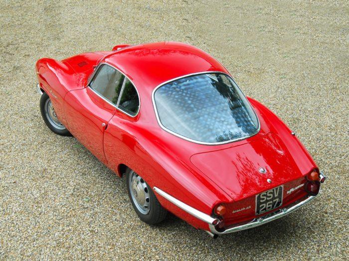 гоночный автомобиль Alfa Romeo Giulietta SS - 05