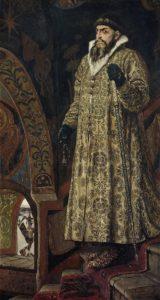 царь Иван IV Грозный картины - 03