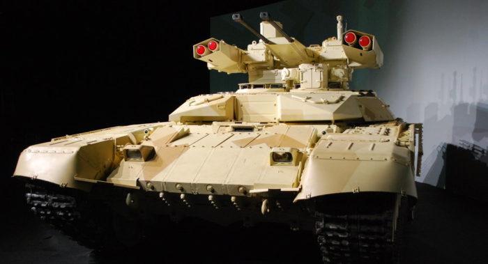 машина поддержки танков Терминатор - 03
