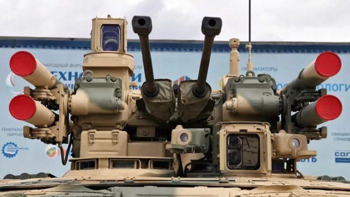 машина поддержки танков Терминатор - 05
