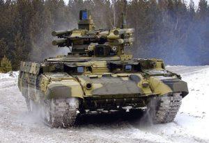 машина поддержки танков Терминатор - 06