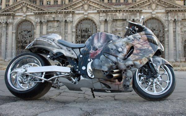 фото мотоциклов (байков) - 10