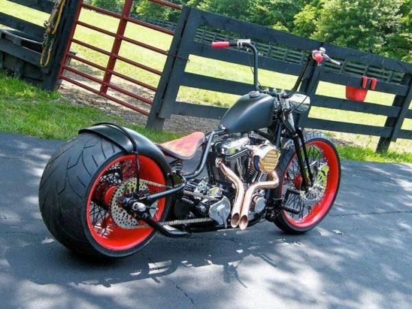фото мотоциклов (байков) - 12