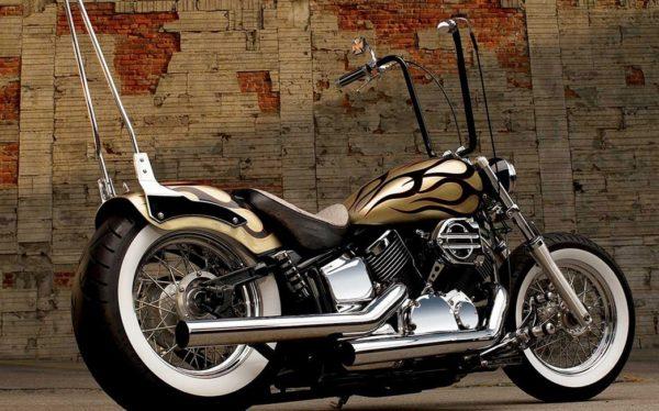 фото мотоциклов (байков) - 18