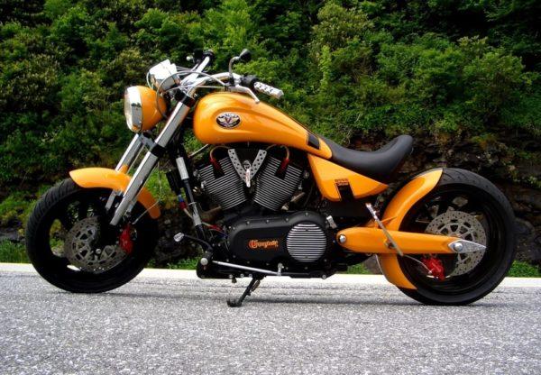 фото мотоциклов (байков) - 19