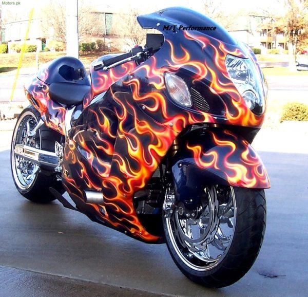 фото мотоциклов (байков) - 21