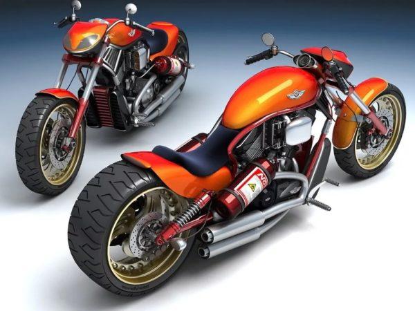 фото мотоциклов (байков) - 23