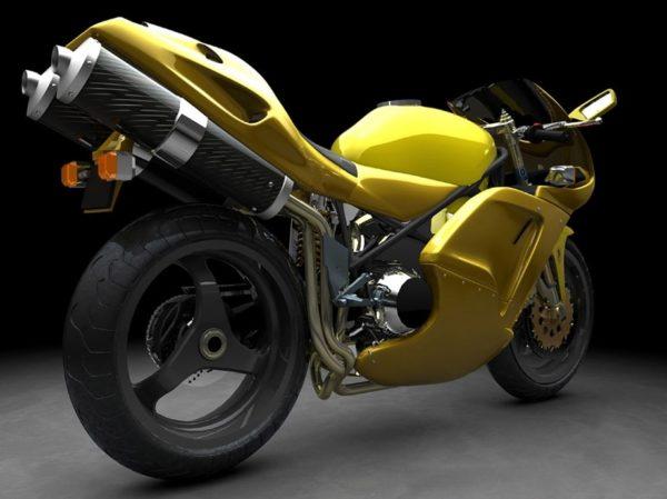 фото мотоциклов (байков) - 25