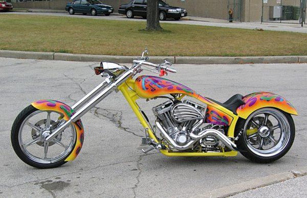 фото мотоциклов (байков) - 29