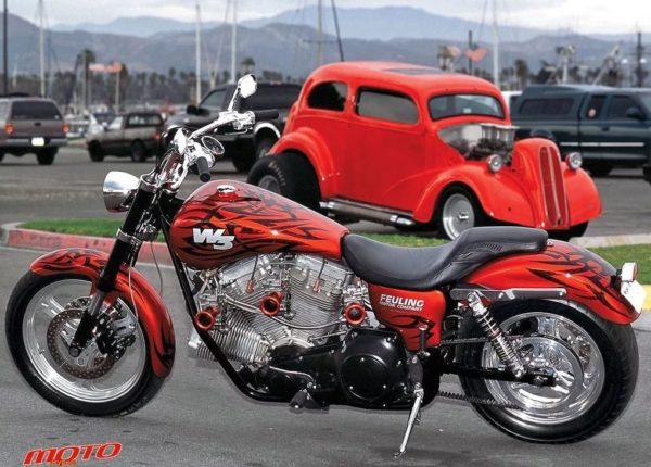 фото мотоциклов (байков) - 34
