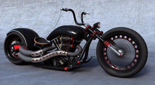 фото мотоциклов (байков) - 36