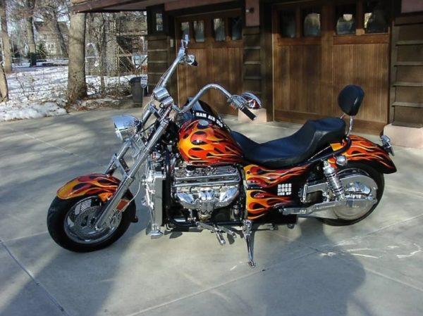 фото мотоциклов (байков) - 39