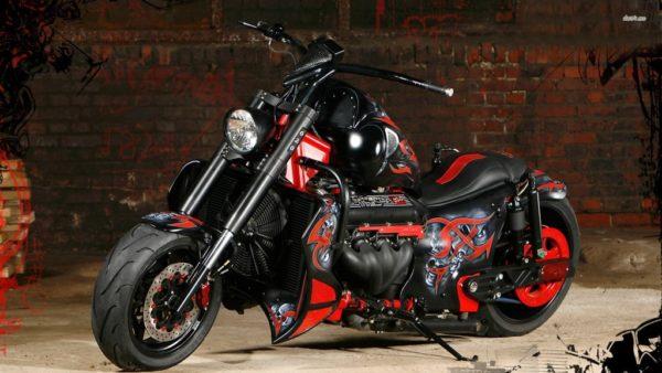 фото мотоциклов (байков) - 44
