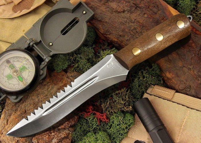 фото ножей - 01