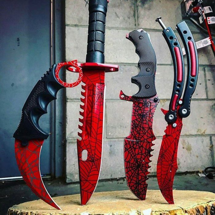 фото ножей - 07