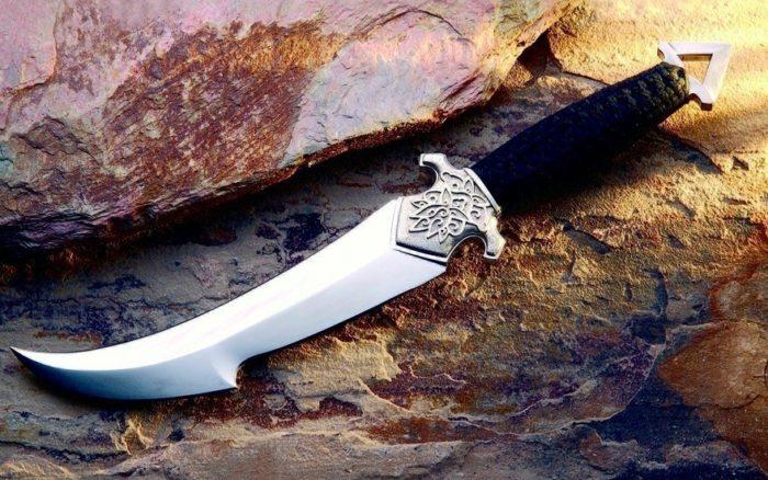 фото ножей - 11