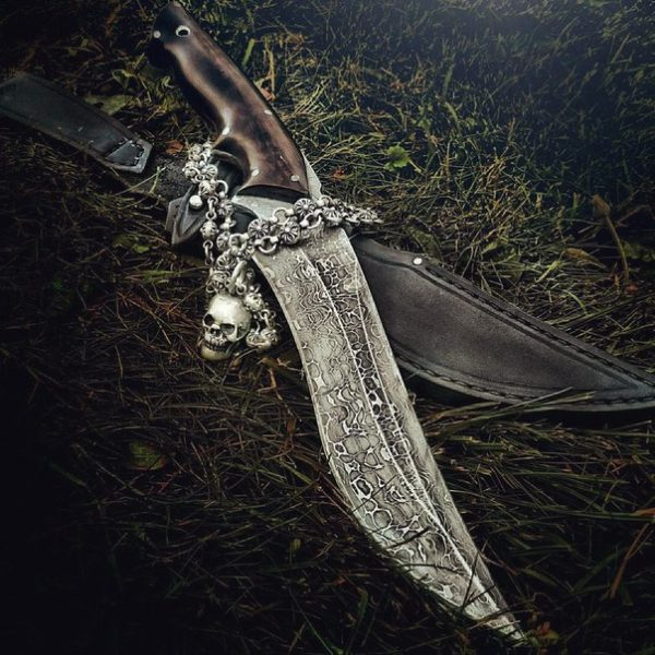 фото ножей - 21