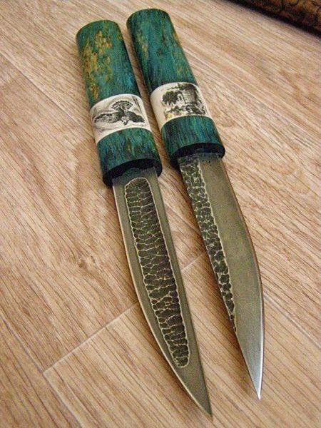 фото ножей - 33