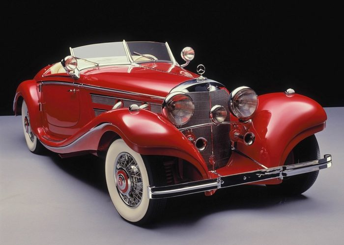 Mercedes-Benz 500 K Spezial-Roadster – 01
